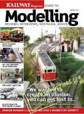 The Railway Magazine Guide To Modelling - January 2017