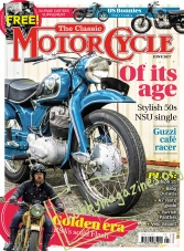 The Classic MotorCycle – June 2017