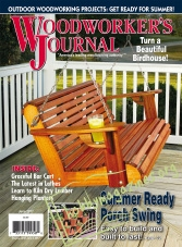 Woodworker's Journal Vol.41 No 03  – June 2017