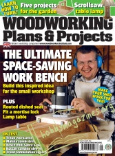 Woodworking Plans & Projects - May 2011