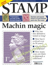 Stamp Magazine – June 2017