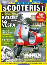 Classic Scooterist - June/July 2017