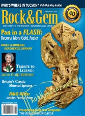 Rock & Gem - January 2010