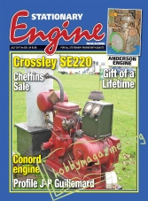 Stationary Engine – July 2017