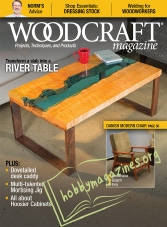Woodcraft Magazine – June/July 2017