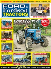Ford & Fordson - June/July 2017