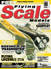 Flying Scale Models - September 2011