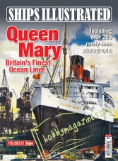 Ships Illustrated : RMS Queen Mary