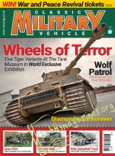 Classic Military Vehicle – June 2017