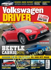 Volkswagen Driver – May 2017