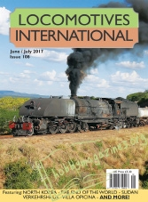 Locomotives International 108 - June/July 2017