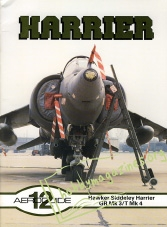 Aeroguide 12 - Hawker Siddeley Harrier GR Mk3 & T Mk4
