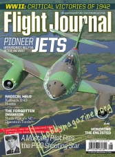 Flight Journal - August 2017