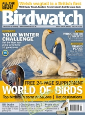 Birdwatch - January 2017