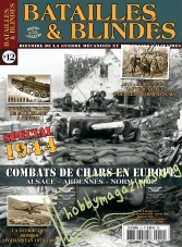 Batailles & Blindes 12