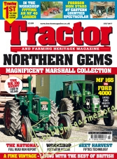 Tractor & Farming Heritage Magazine – July 2017