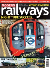 Modern Railways – June 2017