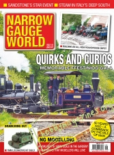 Narrow Gauge World – June 2017