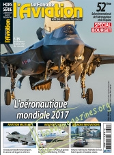 Le Fana de L'Aviation HS8 – L'aéronautique Mondiale 2017