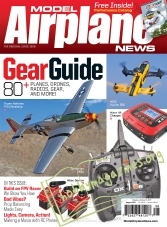 Model Airplane News - August 2017