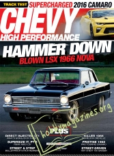 Chevy High Performance – January 2017
