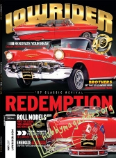 Lowrider – May 2017