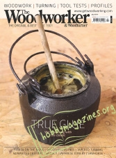 The Woodworker and Woodturner – July 2017