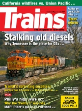 Trains – July 2017
