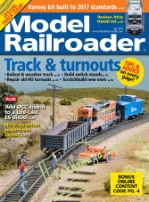 Model Railroader – July 2017