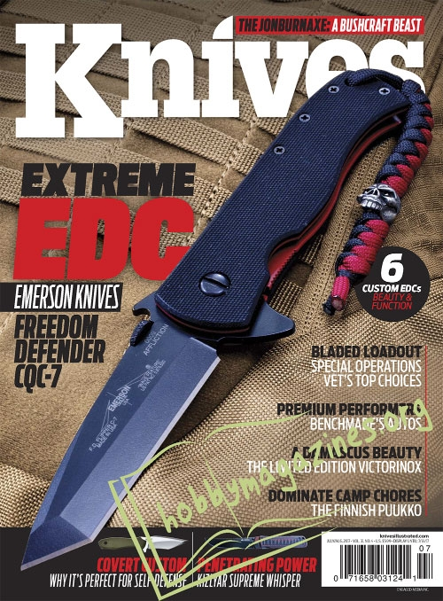 Knives Illustrated – July-August 2017