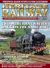Heritage Railway 229 – June 2-29, 2017