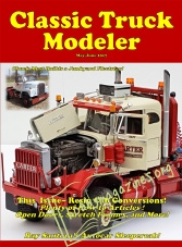 Classic Truck Modeler Vol.1 Iss.3 – May/June 2017