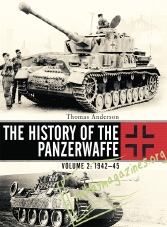 The History of the Panzerwaffe Volume 2: 1942-45