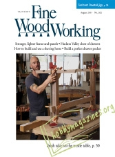 Fine Woodworking – August 2017