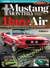 Mustang Monthly – May 2017