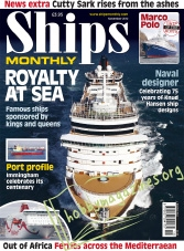 Ships Monthly - November 2012