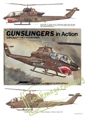 Aircraft In Action 014 : Gunslingers in Action