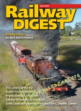 Railway Digest – June 2017
