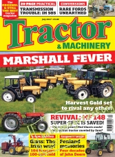 Tractor & Machinery – July 2017