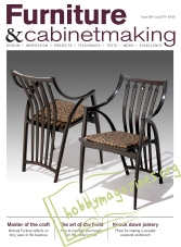 Furniture & Cabinetmaking – July 2017