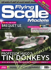 Flying Scale Models – July 2017