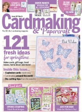 Cardmaking & Papercraft – March 2017