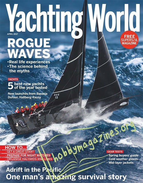 Yachting World – April 2017