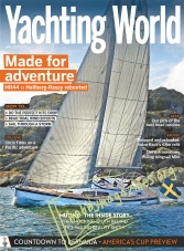 Yachting World – June 2017