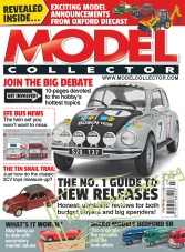 Model Collector - July 2017