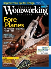Popular Woodworking 233 - August 2017