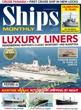 Ships Monthly – August 2017