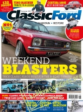 Classic Ford –  Summer 2017