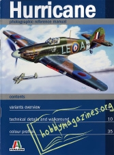 Photographic Reference Manual : Hawker Hurricane