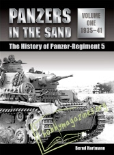 Panzers in the Sand Volume One 1935-41